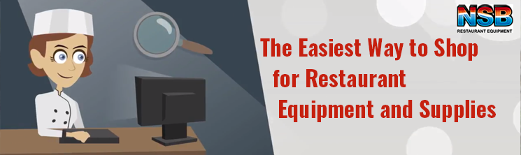 shop for restaurant equipment and supplies