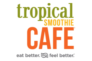 Tropical Smoothie Cafe 300 x 200